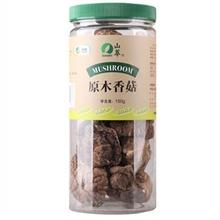 山萃原木香菇150g(桶装)