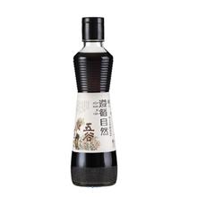 遵循自然五谷酱油375ml