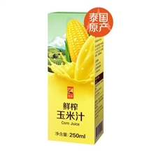 悠采鲜榨玉米汁250ml