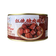 bob手机版官网梅林红烧猪肉340g