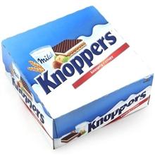 Knoppers牛奶巧克力榛子威化饼干600g (25g*24包)