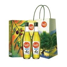 萨维亚橄榄油礼盒500ml*2瓶