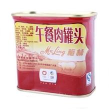 bob手机版官网梅林午餐肉罐头340g
