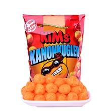 PW KIMS奶酪味玉米脆球