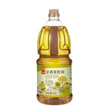 悠采浓香菜籽油1.8L