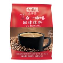 PW金祥麟即溶三合一咖啡固体饮料