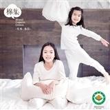 棉集儿童上衣- 本白上衣-120cm
