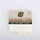 田园诗有机棉女士三角裤-XXL(175/100)棕条