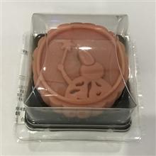 香雪桃山海盐五仁月饼(定制天地盖)75g