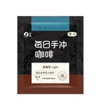 山萃每日手冲咖啡便携浸泡装(清香型)45g