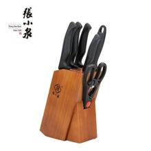 张小泉简秀系列不锈钢刀具家用七件套